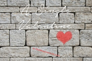 A single valentine