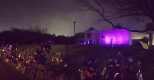 Paisley Park at Night